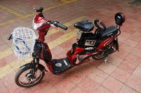 Az elektromos bicikli akkumulátor nélkül nem olyan kényelmes