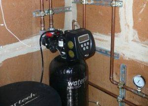 Profi vízlágyítás